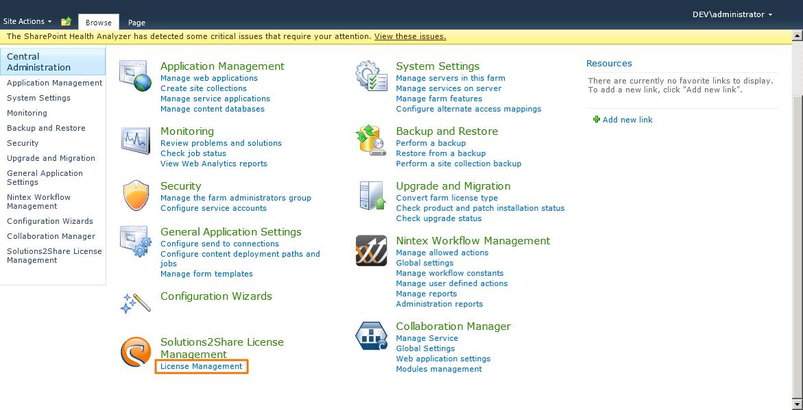 CM 2010   User Guide